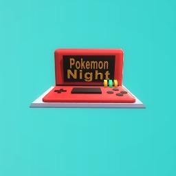 Pokemon night go