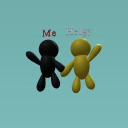 Become friends with Helgy