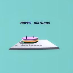 Marcus birthday