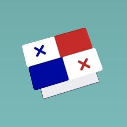 Panamian Flag