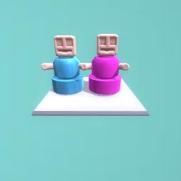Cute robos
