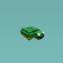 Voxel Turtle