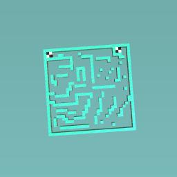 Turcuise maze