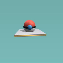 Made a pokeball