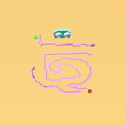 Bad maze