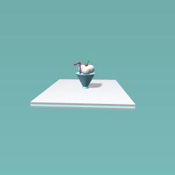 Strawberry and Youghurt Milkshake