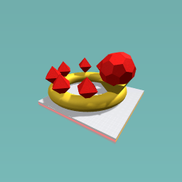 CROWN OF THE DEVIL