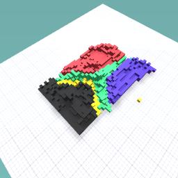 Africa's flag
