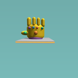 Thanoses Infinty Gauntlet