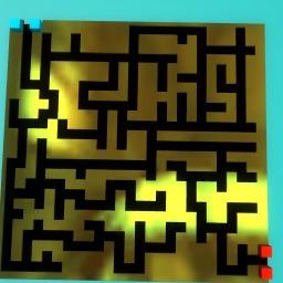 My A-May-zing maze