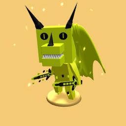 Electric Dragon (Look Version)