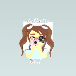 Asthetic girl