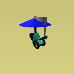 All Weather Umbrella Chair