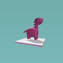 My dinosaurio