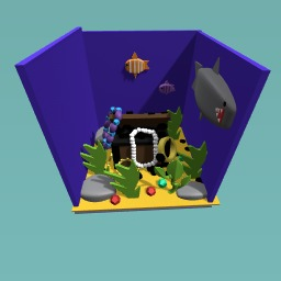 Underwater  Treasure Chest