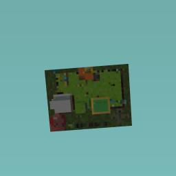 Beggining of Candie Land Minecraft pics ( series )