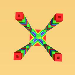 1qaqa Rainbow X