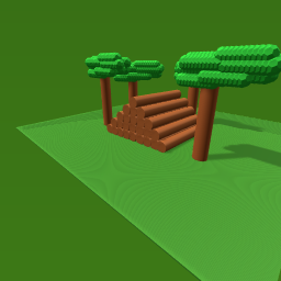 Wood and trees