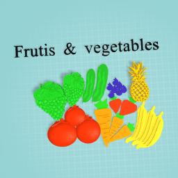 Frutis & Vegetables