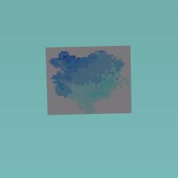 A Splash of Blue