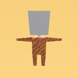 Hot dog suit