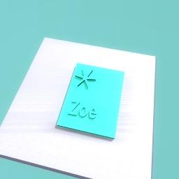 Zoe's chocolate