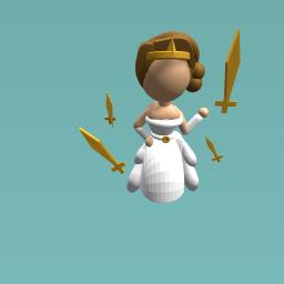 greek gods:athena