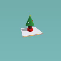 Its a..... CHRISTMAS TREE =D