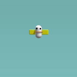 A little mascot