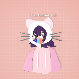 TwT heh~~~~ i made her