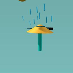 The solar panel Umbrella