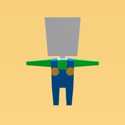Luigi's Suit