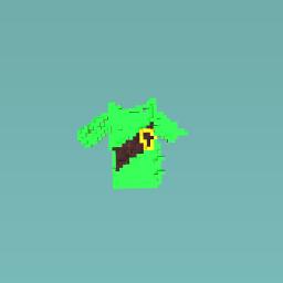 Green archer suit