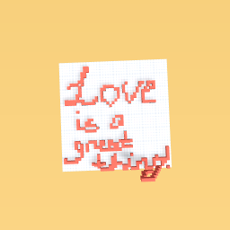 Love is a great thing!