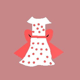 cute dot dress