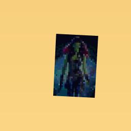 Gamora!!!