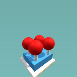 My round lollipop box daily challenge