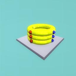 Woman in Gold bracelet