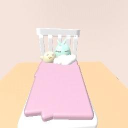 Cute Bed lol
