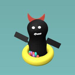 moser candy holder