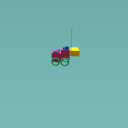 A gymnastics car