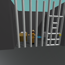 boy in jail
