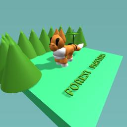 Fox car creature thing