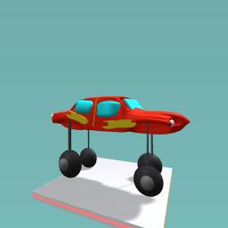 Hot rod car!