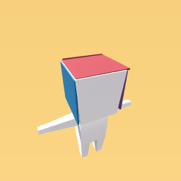 Ponytail( rainbow)