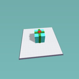 present wrapped