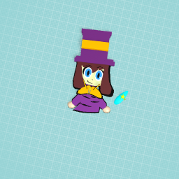 Hat kid ~(Hat in time)~