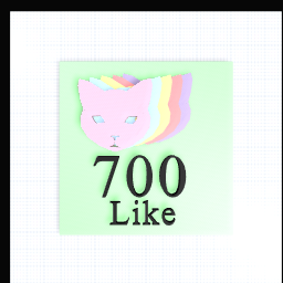 Thak you for 700 like