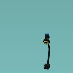 soller powered portible light