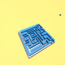 the confusing maze